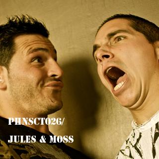 PHNCST026 – Jules & Moss