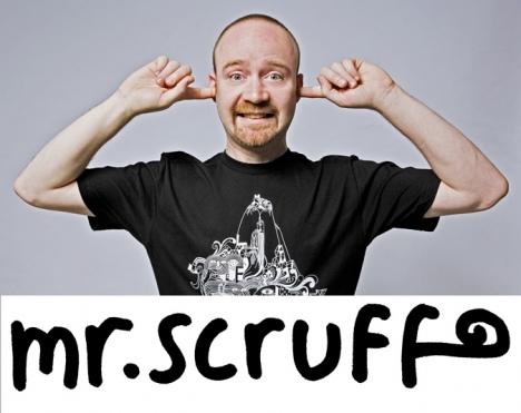 Mr. Scruff – 1992 Hip-hop mix
