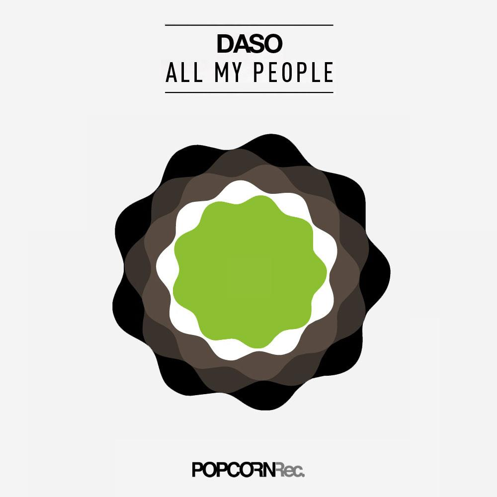 Daso – All my People Ep (PopCorn Record)