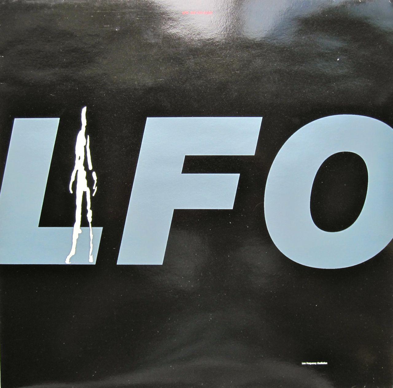 Frequencies – LFO (1991, Warp)