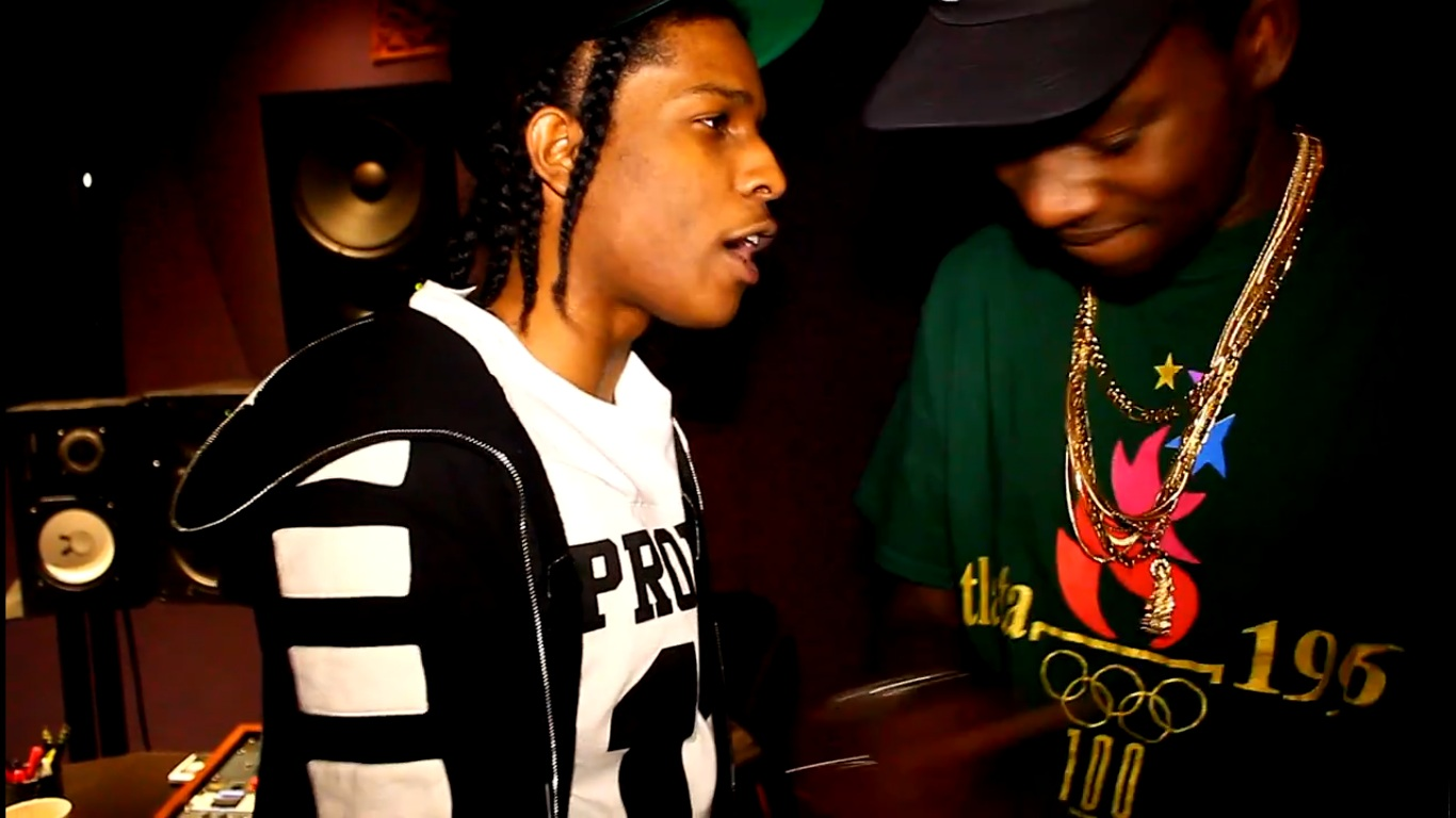 Theophilus London feat. A$AP Rocky – Big Spender