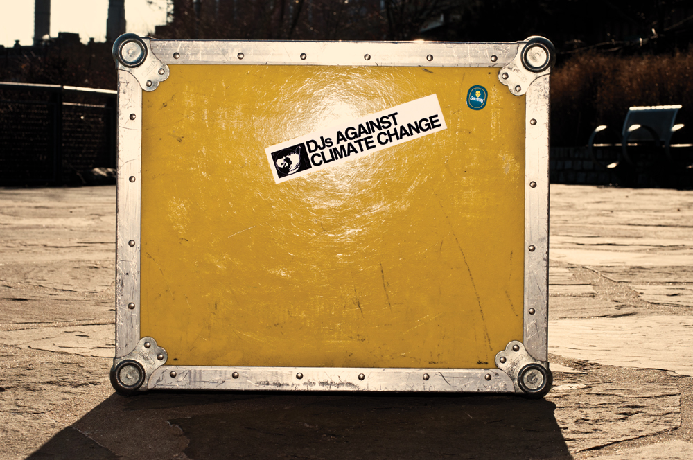 DJs Against Climate Change