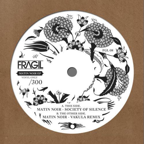 Society Of Silence – Matin Noir EP