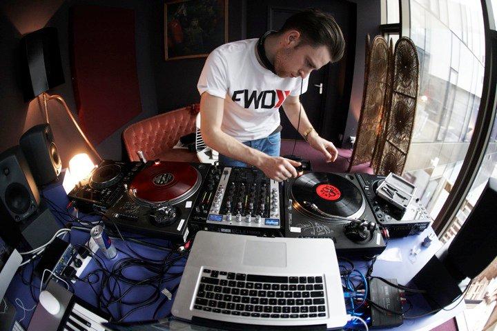 Jackmaster & Spencer – Detroit Mix pour Rinse FM (août 2011)