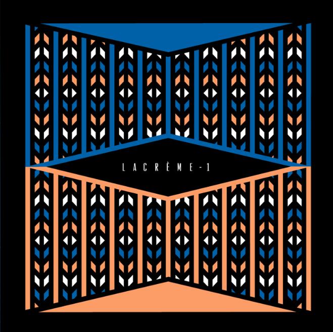 Cover de la compilation LACREME #1, réalisée par l'agence Creaminal.
