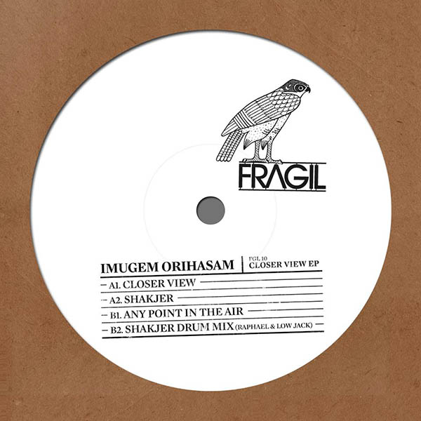 Imugem Orihasam  – Closer View Ep (Fragil Musique)