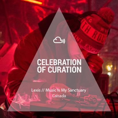 Celebration of Curation 2013 #Canada par Lexis (MusicIsMySanctuary)