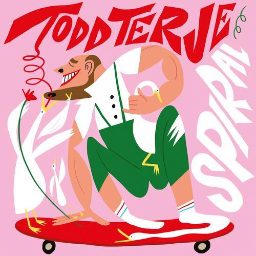 Spiral, le nouvel opus de Todd Terje est disponible