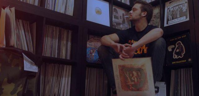 Jeremy Library x Phonographe Corp