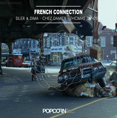 French Connection – Chez Damier, Siler & Dima, Thomas Zander