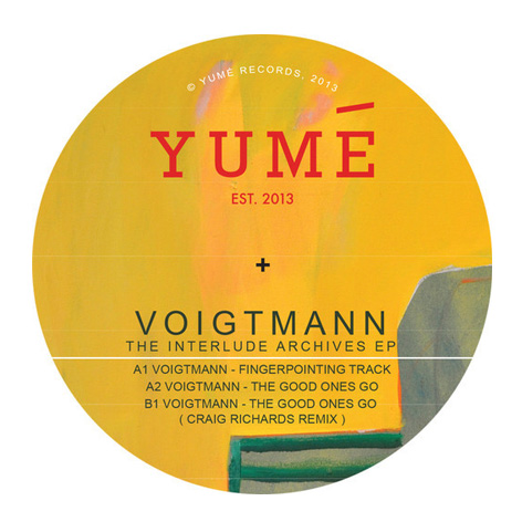 Voigtmann – The Interlude Archives EP