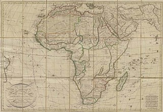 Africa-Map-1829