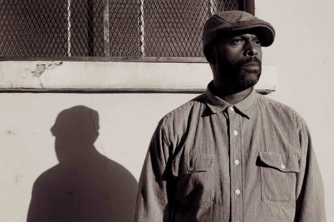 Phonographe Corp - Top : Theo Parrish