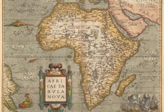 carte-afrique-1584-ortelius