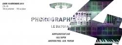 Phonographe Corp fête ses 4 ans @ Batofar