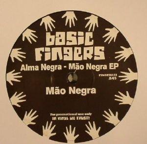Alma Negra – Mão Negra EP