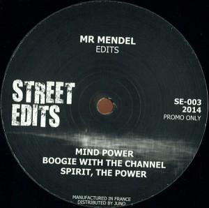 mr mendel street