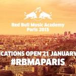 La RBMA s'installe à Paris
