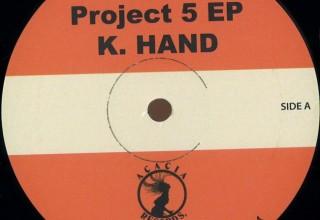 Kelli Hand Cover