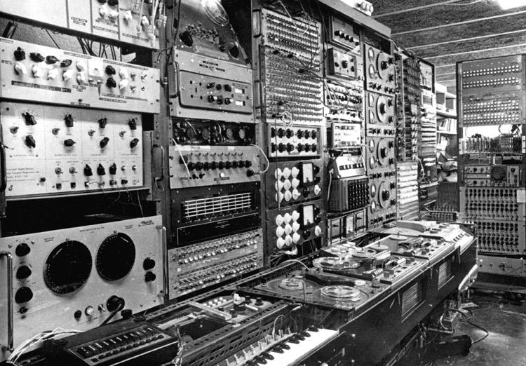 TOP : 100 ans de recherches sonores