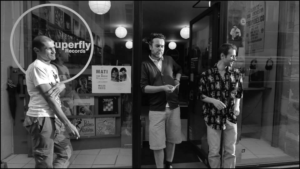 Superfly Records – Sur les traces du disque perdu