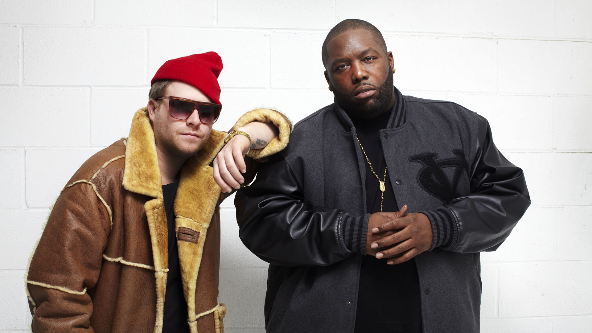 Run The Jewels offrent un nouveau clip