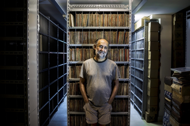 La plus grande collection de vinyle au monde bientôt disponible en ligne