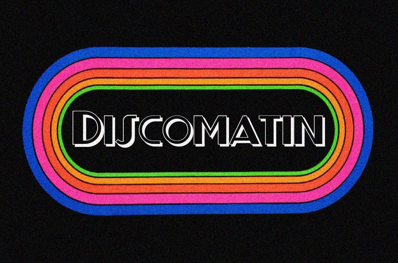 Troisième edit pour Discomatin