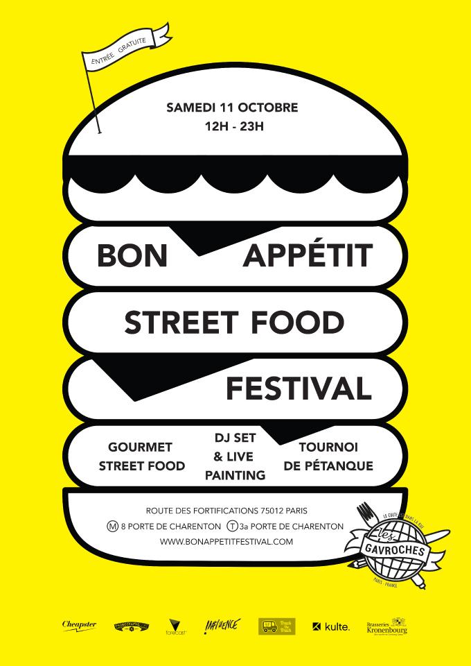 Les Gavroches - Bon appétit festival