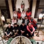 Ecoutez la collaboration entre Floating Points et Maalem Mahmoud Guinia