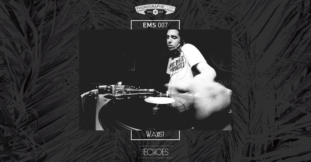EMS007 – Waxist (Red Stripe Disco)