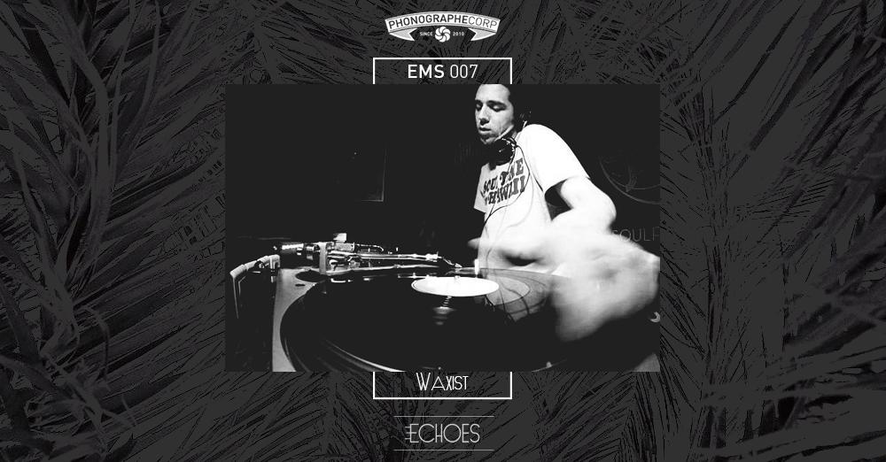 EMS007 – Waxist (Red Stripe Disco)