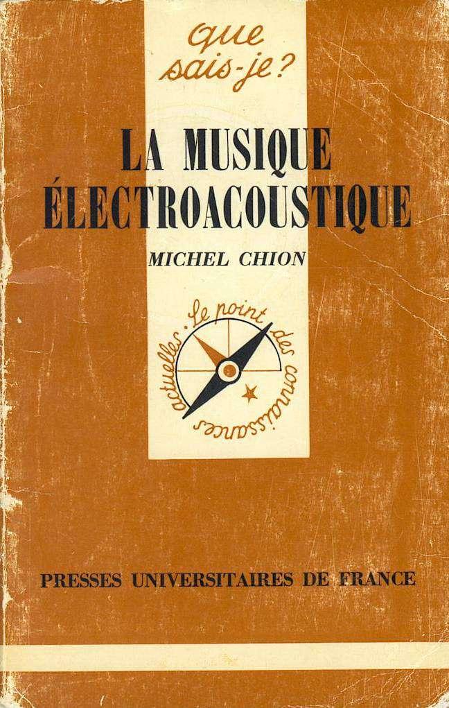 Téléchargez gratuitement un ouvrage sur la musique électroacoustique