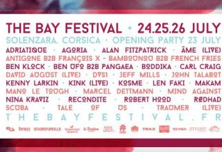 The Bay Festival x Phonographe Corp