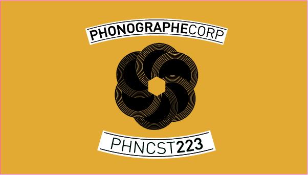 PHNCST223 – DJRUM (2nd Drop Records)