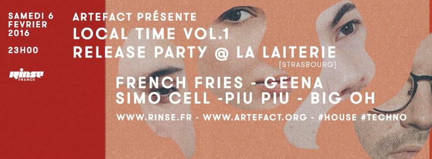Rinse France célèbre la sortie de sa première compilation