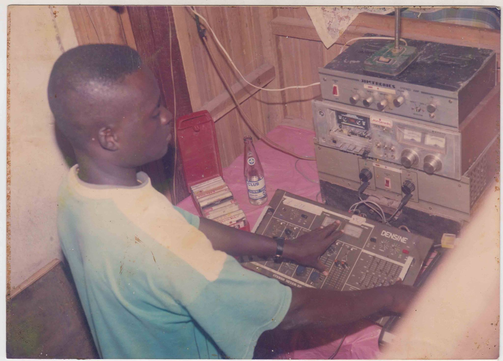 Awesome Tapes From Africa présente DJ Katapila