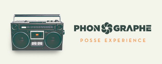 Phonographe Posse Experience S03E05 – Deck Hard & Design Default