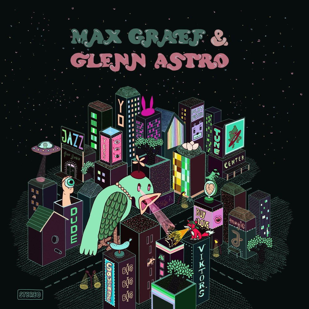 Glenn Astro & Max Graef – The Yard Work Simulator