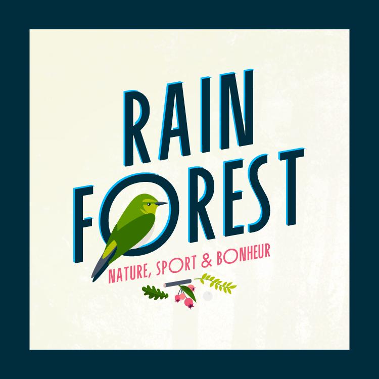 Rainforest, un festival sous les arbres