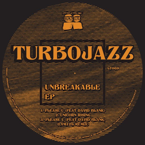Turbojazz – Unbreakable EP