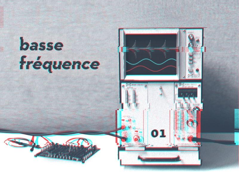 Basse Fréquence 001: 40% Foda / Maneirissimo