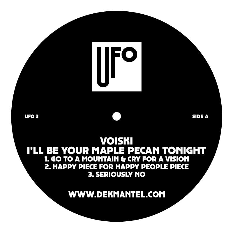 Voiski – I'll Be Your Maple Pecan Tonight