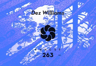 PHNCST263 - Dez Williams