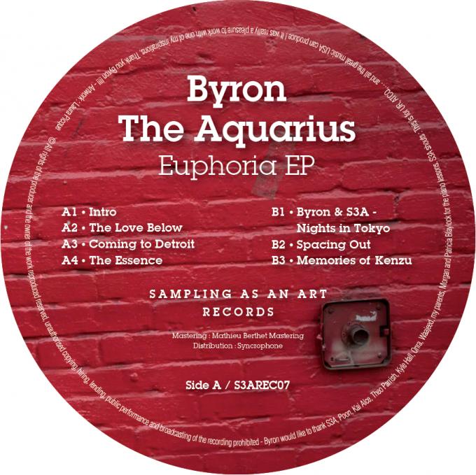Byron The Aquarius S3AREC007
