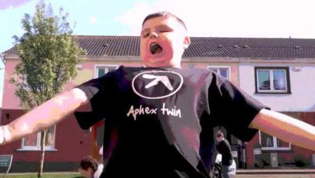 Aphex Twin produit son premier clip en 17 ans