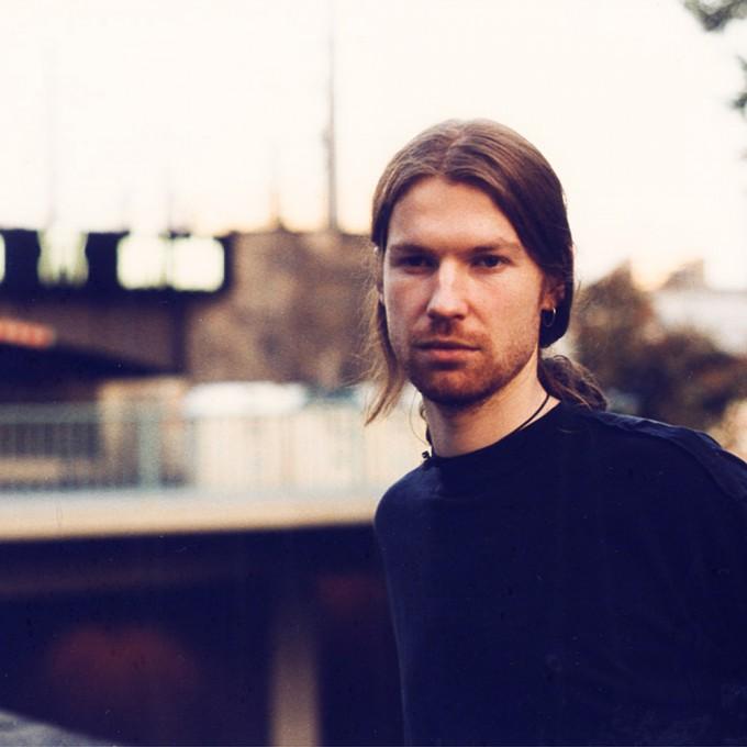 Aphex Twin dévoile un nouveau track de son EP