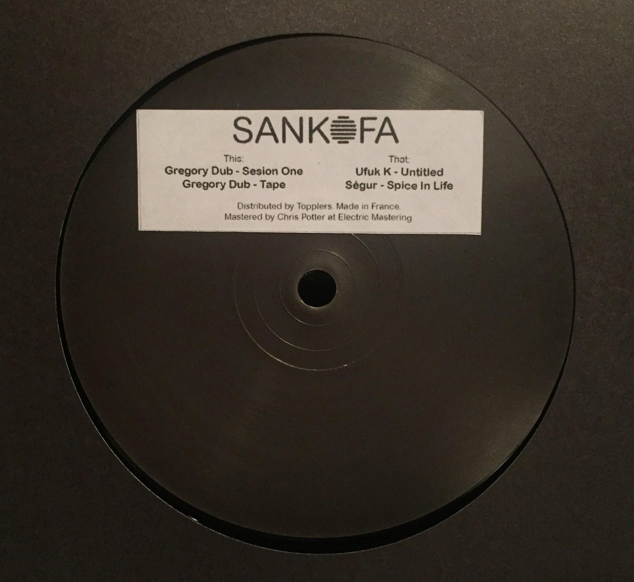 V/A – Sankofa 101