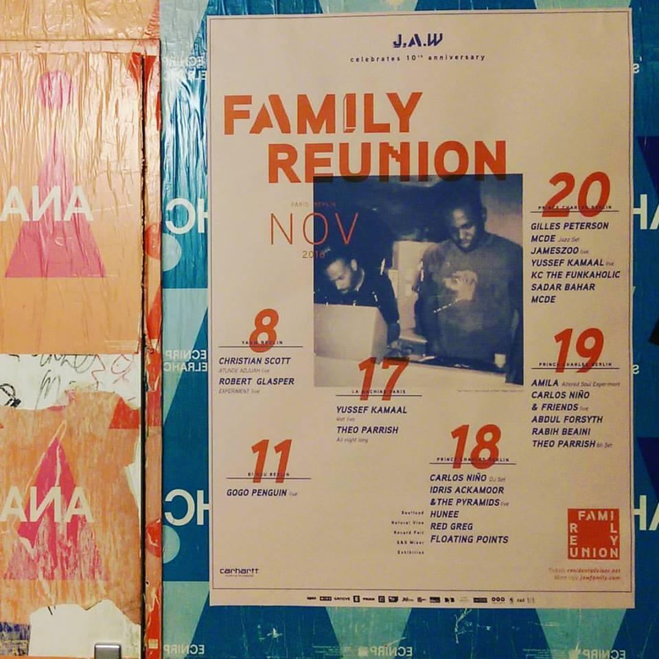 Le collectif JAW fête ses 10 ans entre Paris et Berlin