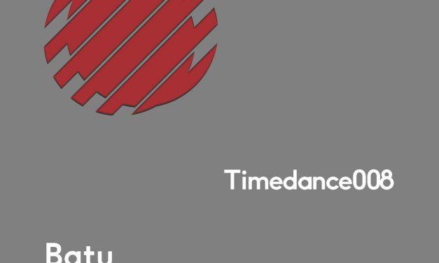 Batu annonce la sortie d'un nouvel EP sur Timedance